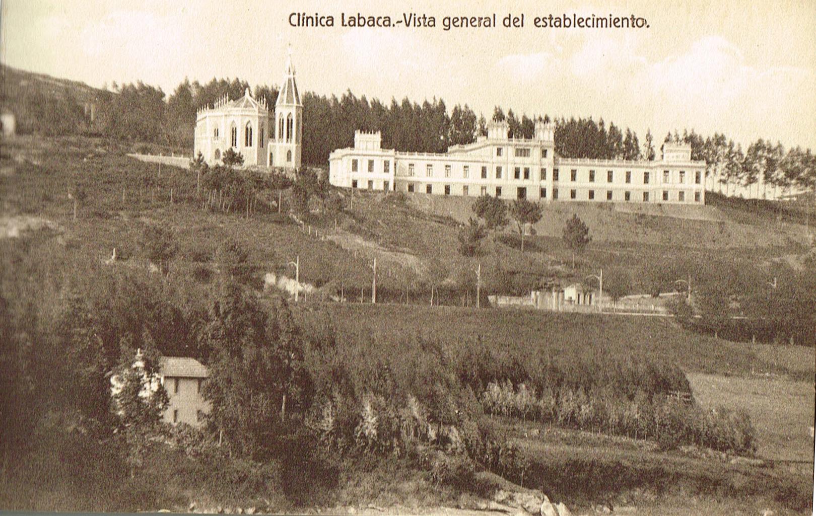 Clínica Labaca, vista general