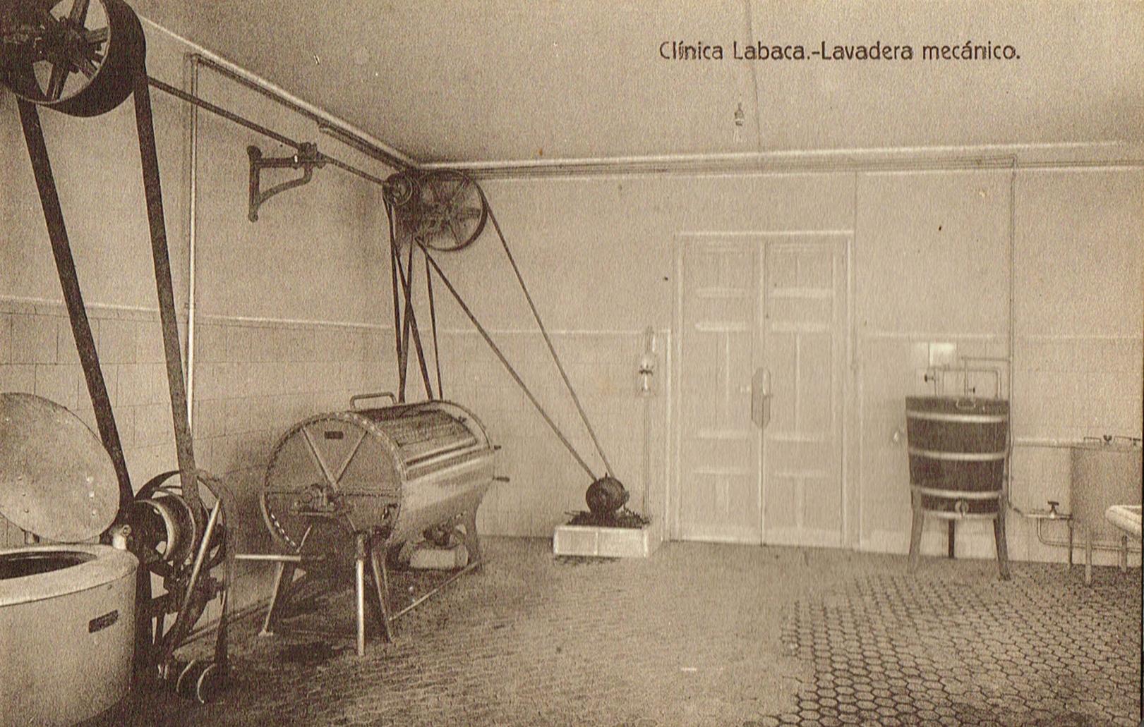 Clínica Labaca, lavadero